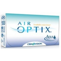 Air Optix Aqua (3) contact lenses