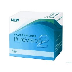 Purevision 2HD contact lenses